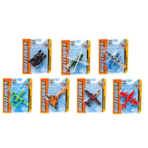 Matchbox Sky Busters - Assorted