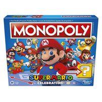 Monopoly Super Mario Celebration Edition Board Game