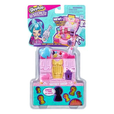 Shopkins Lil Secrets Playset Arcade
