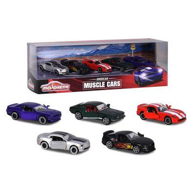 Majorette Muscle Cars