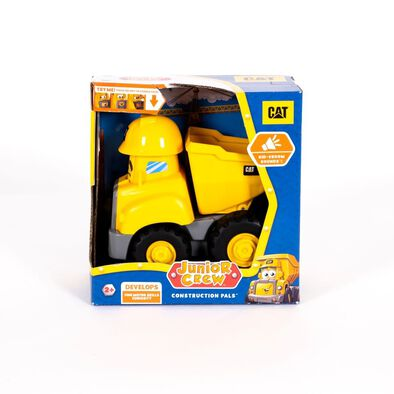 Cat Junior Crew Construction Pals Dump Truck
