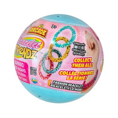 Orb Arcade Capsules Bracelet Trendz