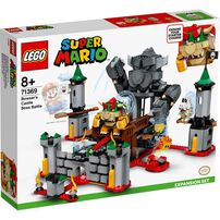 LEGO Super Mario Bowser's Castle Boss Battle Expansion Set 71369