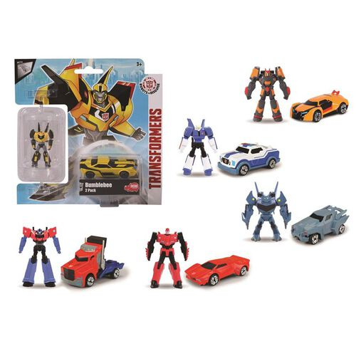 Transformers 2 Pack - Assorted