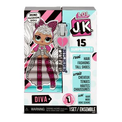 L.O.L. Surprise J.K. Doll - Assorted