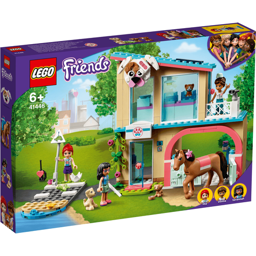 LEGO Friends Heartlake City Vet Clinic 41446