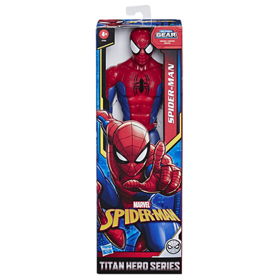 Marvel Spider-Man Titan Hero Series Spider-Man 12 Inch