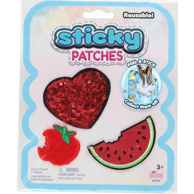 Sticky Patches Heart 113