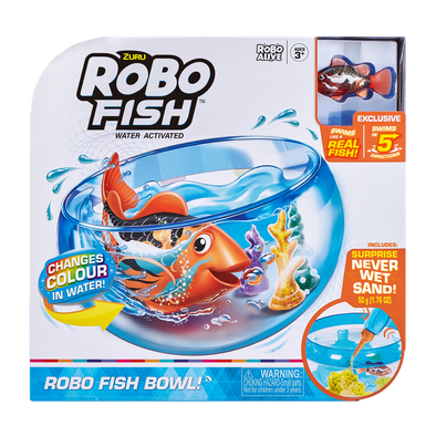 Zuru Robo Fish Series 1 Playset - Assorted