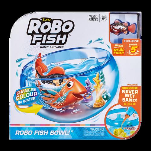 Zuru Robo Fish Series 1 Playset - Assorted