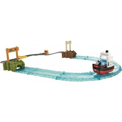 Thomas & Friends Track Master Boat and Sea Set