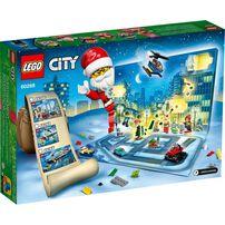 LEGO City Town Advent Calendar 60268