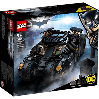 LEGO DC Batman Batmobile Tumbler: Scarecrow Showdown 76239