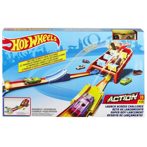 Hot Wheels Gamified ECL Set
