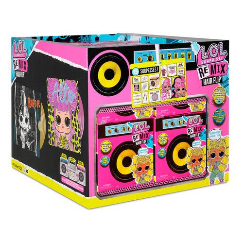 L.O.L. Surprise Remix Hair Flip Tots