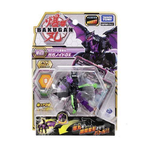Bakugan Battle Planet 025 Gargoyle Black Dx Pack