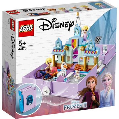 LEGO Disney Frozen Anna and Elsa's Storybook Adventures 43175