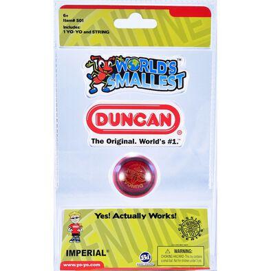 World's Smallest Duncan Imperial Yo-Yo