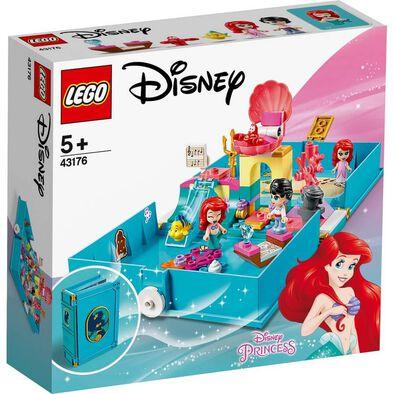 LEGO Disney Princess Ariel's Storybook Adventures 43176