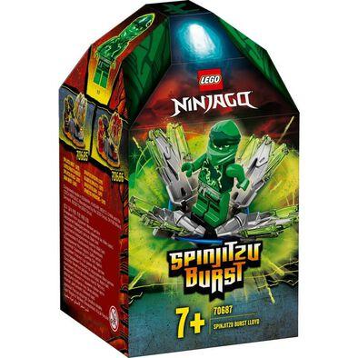 LEGO Ninjago Spinjitzu Burst - Lloyd 70687