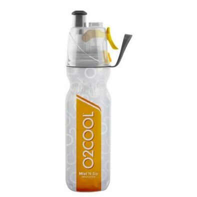 O2cool Arcticsqueeze Insulated 20Oz With Surelock Orange