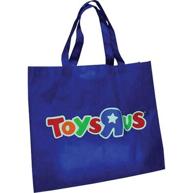 "Toys""R""Us Blue Reusable Tote Bag"