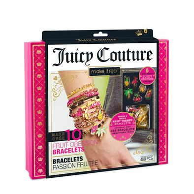 Make It Real Juicy Couture Fruit Obsessions Bracelets