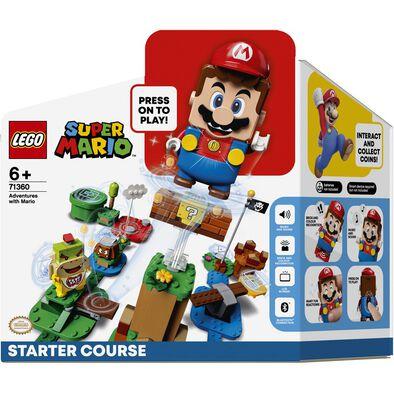 LEGO Super Mario Adventures With Mario 71360