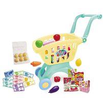 J'adore Mon Chez Moi Let's Go Shopping Cart