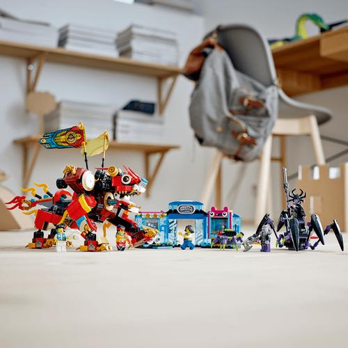 LEGO Monkie Kid's Lion Guardian 80021