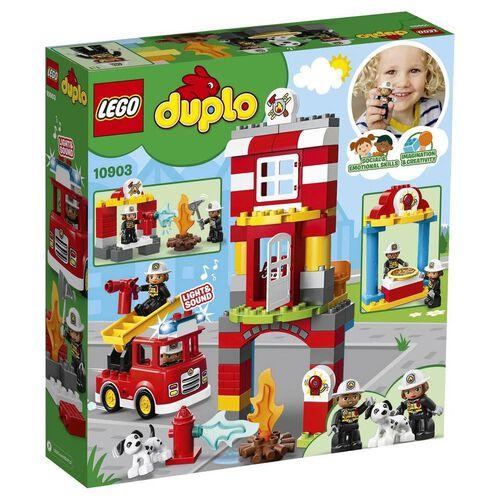LEGO Duplo Fire Station 10903