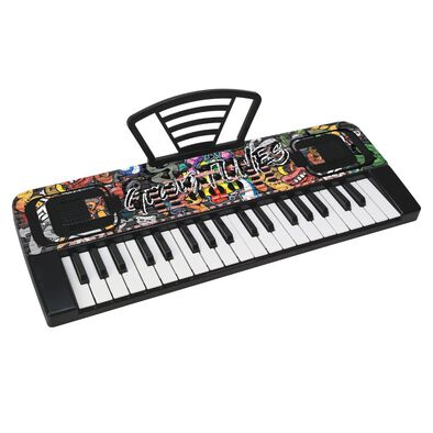Groovy Tunes 37 Keys Electronic Keyboard