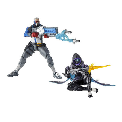 Nerf Rival Overwatch Ultimates Dual Pack - Assorted