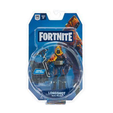 Fortnite Longshot Solo Mode