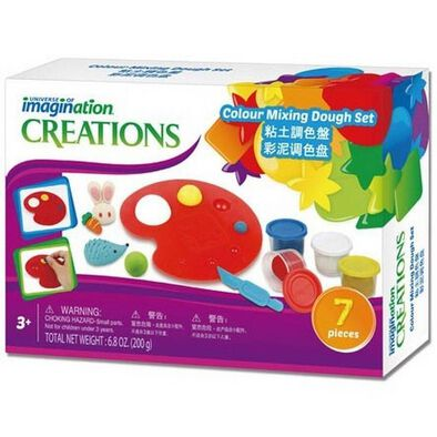 Universe Of Imagination Color Dixing Dough Set