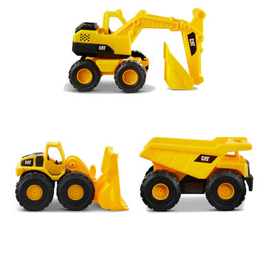 Cat Mini Crew 7 Inch Vehicle - Assorted