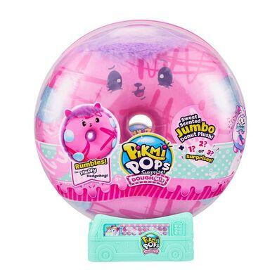 Pikmi Pops Surprise DoughMis Pack Rumbles Fluffy Hedgehog