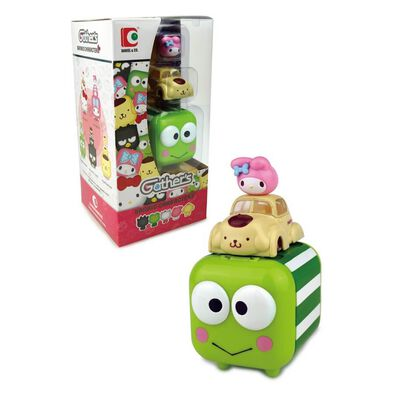 Sanrio Keroppi Garage Set