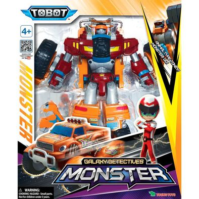 Tobot Galaxy Detectives Monster