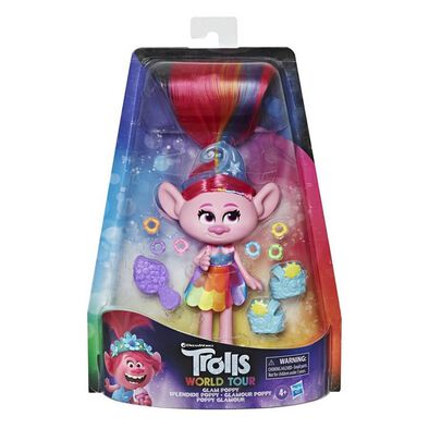 Trolls World Tour Deluxe Fashion Trolls - Assorted