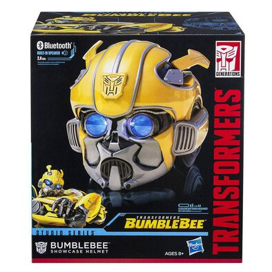 Transformers Generations Studio Series Bumblebee Showcase Helmet