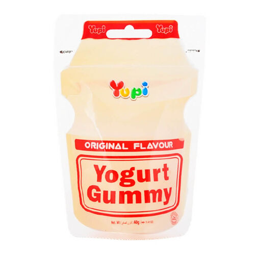 Yupi Yogurt Gummy Original 40G