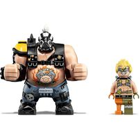 LEGO Overwatch Junkrat and Roadhog 75977
