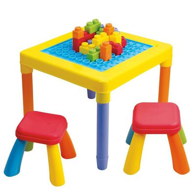 BRU Preschool My Play Table