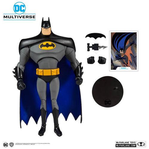 DC Comics Batman 7 Inch Multiverse Batman