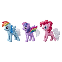 My Little Pony Rainbow Tail Surprise 3 Pack