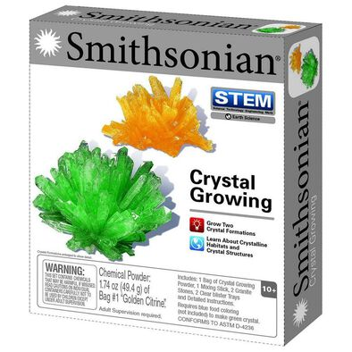 Smithsonian Micro Crystal Growing