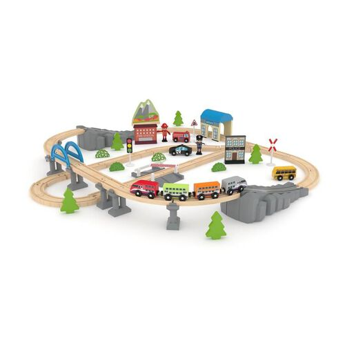 J'adore Mega Train Set