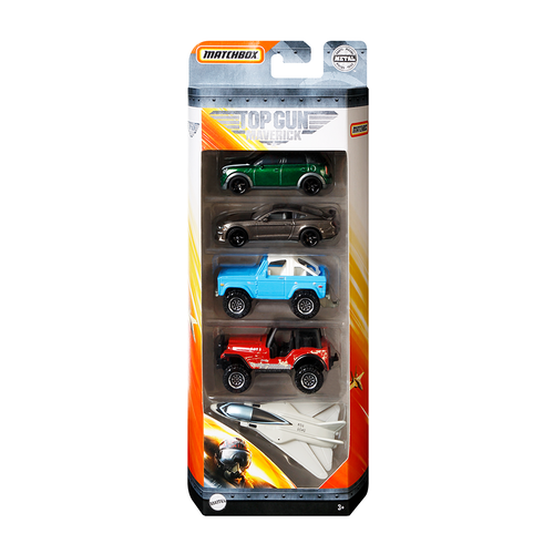 Matchbox Top Gun: Maverick 5-Pack I