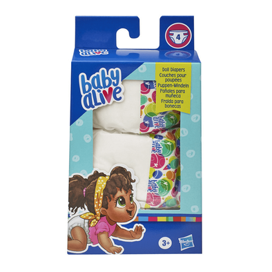 Baby Alive Doll Diapers